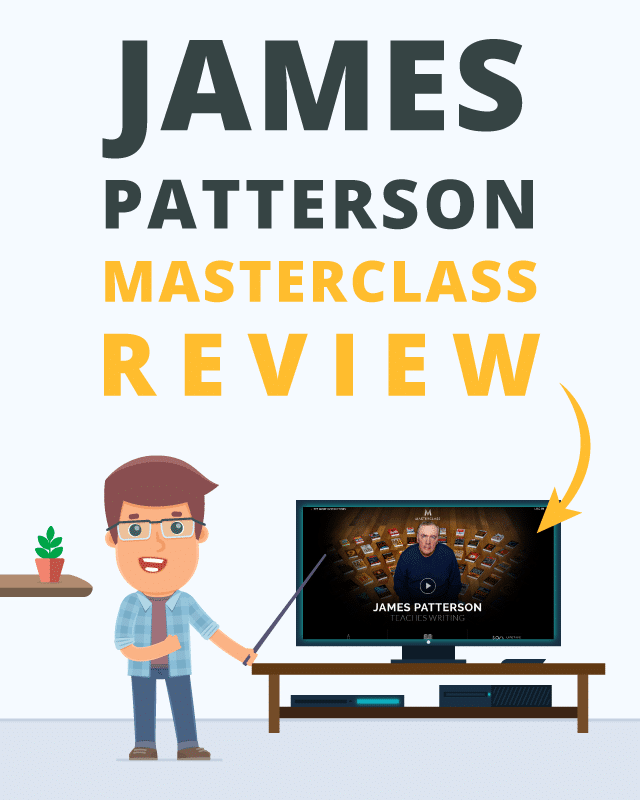 James-Patterson-Masteclass-Review