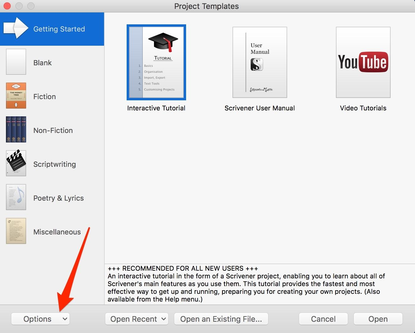 Scrivener Templates | Scrivener Templates The Ultimate Collection For Fiction And Non Fiction