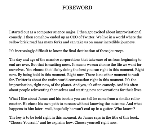 How to write a foreword for a book authorstech.